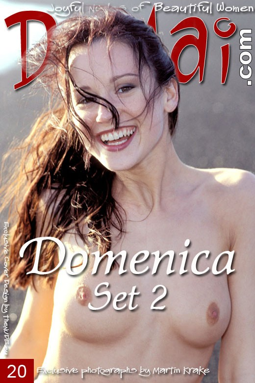 Domenica - `Set 2` - by Martin Krake for DOMAI