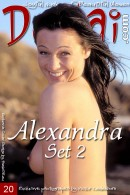Alexandra in Set 2 gallery from DOMAI by Victor Lindenborn