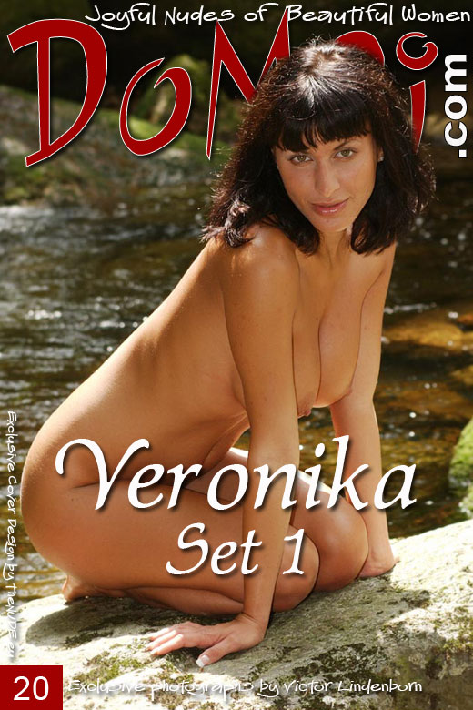 Veronika - `Set 1` - by Victor Lindenborn for DOMAI