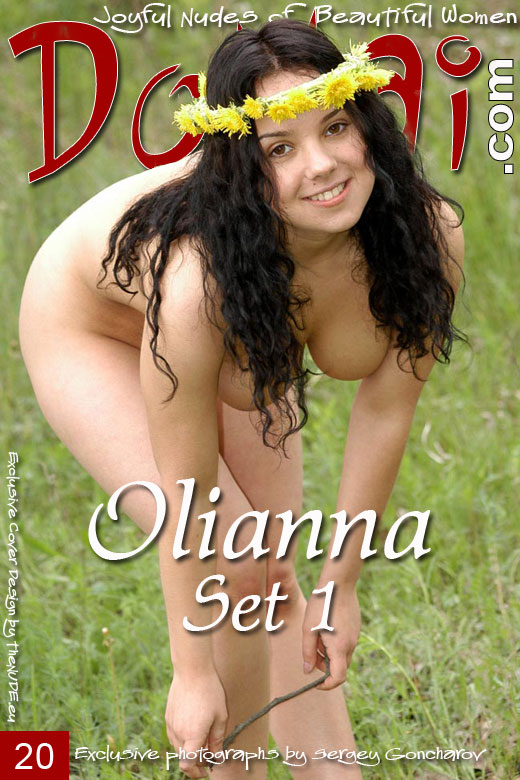 Olianna - `Set 1` - by Sergey Goncharov for DOMAI