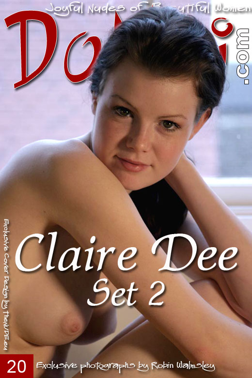 Claire Dee - `Set 2` - by Robin Walmsley for DOMAI