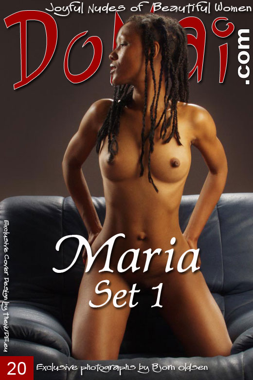 Maria - `Set 1` - by Bjorn Oldson for DOMAI