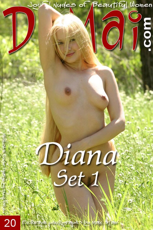Diana - `Set 1` - by Max Stan for DOMAI