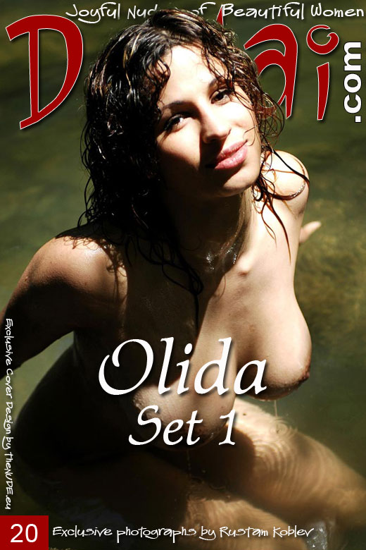 Olida - `Set 1` - by Rustam Koblev for DOMAI