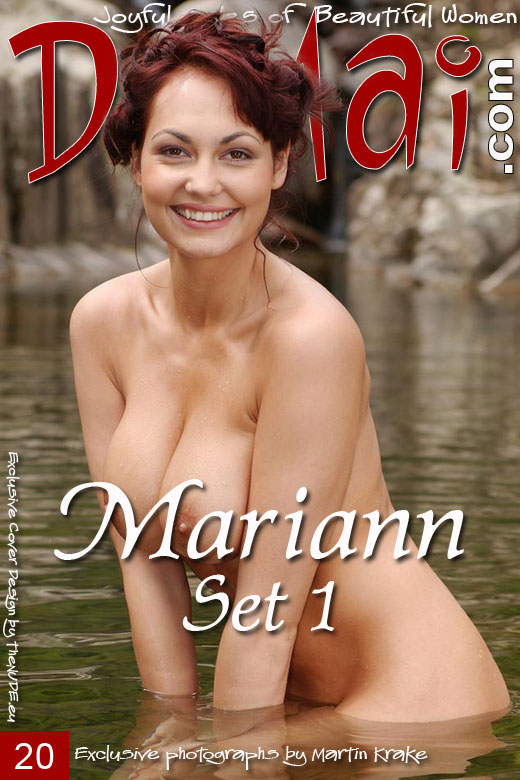 Mariann - `Set 1` - by Martin Krake for DOMAI