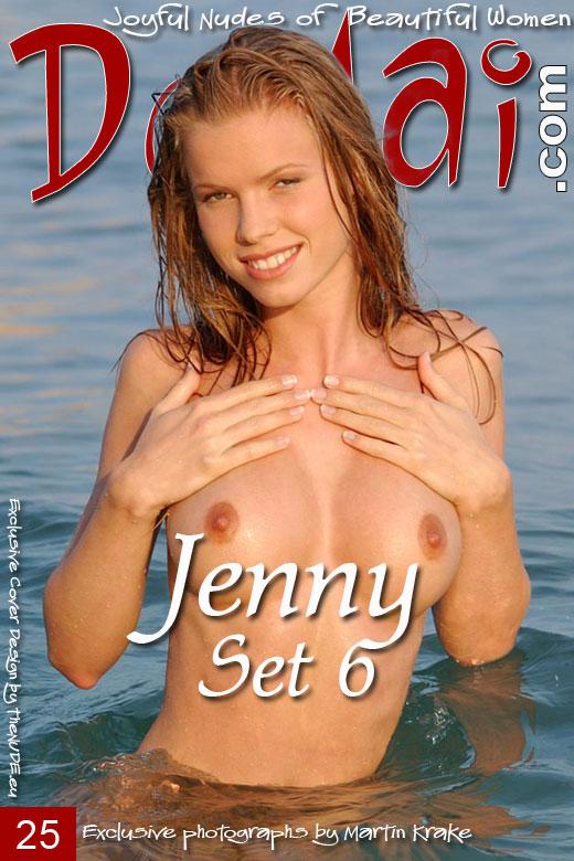 Jenny - `Set 6` - by Martin Krake for DOMAI