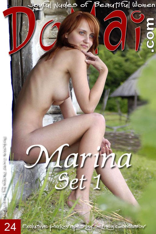Marina - `Set 1` - by Sergey Goncharov for DOMAI