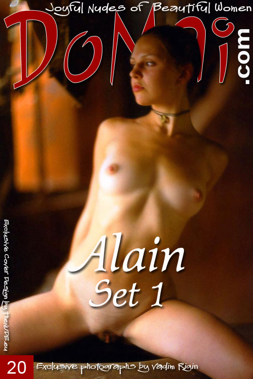 Alain - `Set 1` - by Vadim Rigin for DOMAI