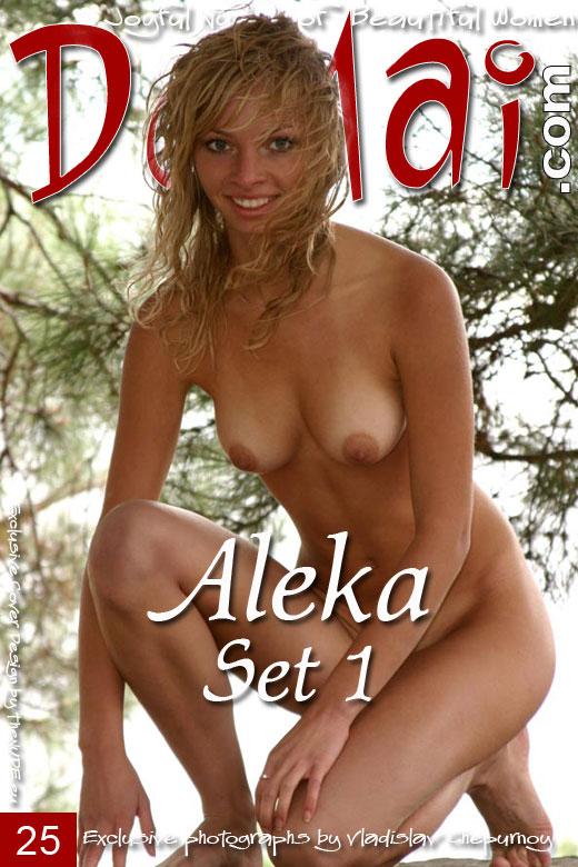Aleka - `Set 1` - by Vladislav Chepurnoy for DOMAI