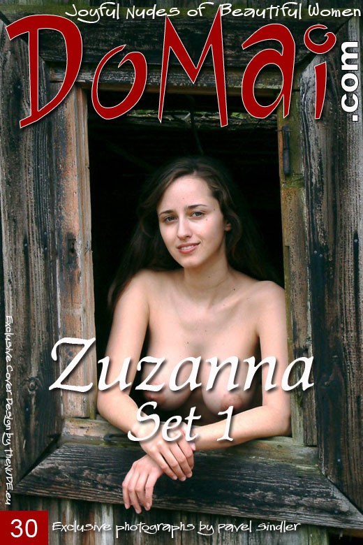 Zuzanna - `Set 1` - by Pavel Sindler for DOMAI