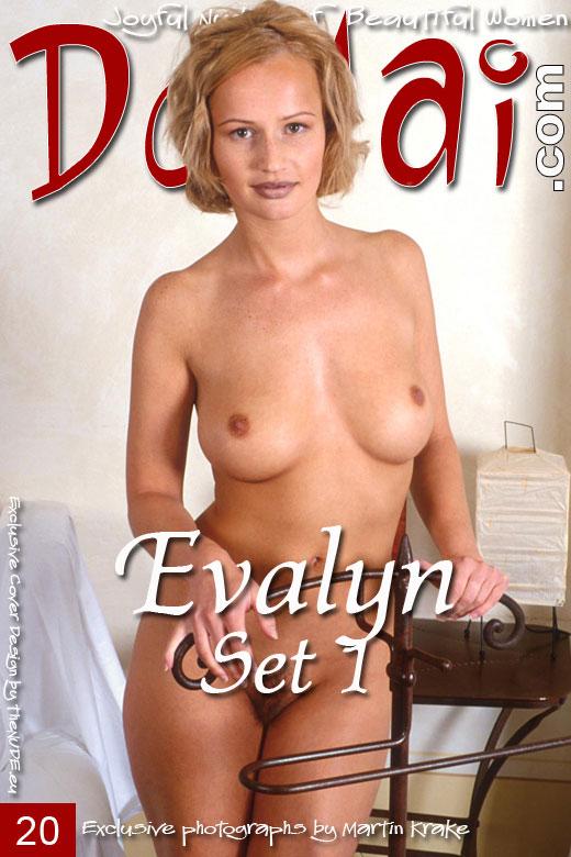 Evalyn - `Set 1` - by Martin Krake for DOMAI