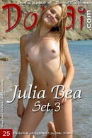 Julia Bea in Set 3 gallery from DOMAI by Max Stan