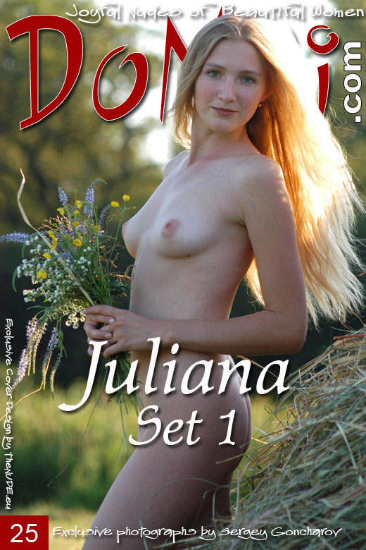 Juliana - `Set 1` - by Sergey Goncharov for DOMAI