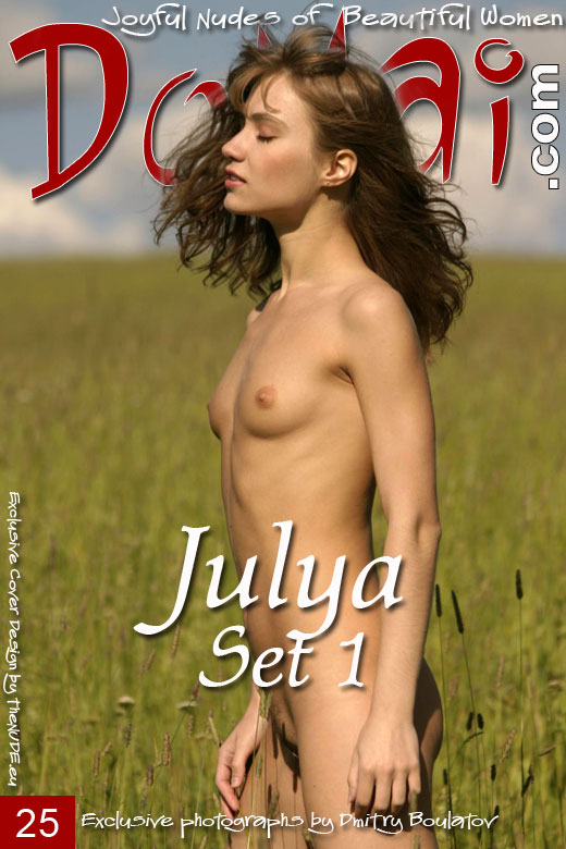 Julya - `Set 1` - by Dmitry Boulatov for DOMAI