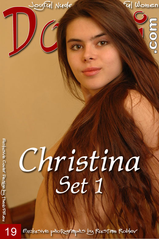 Christina - `Set 1` - by Rustam Koblev for DOMAI