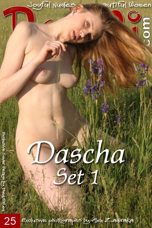 Dascha - `Set 1` - by Alex Zadiraka for DOMAI