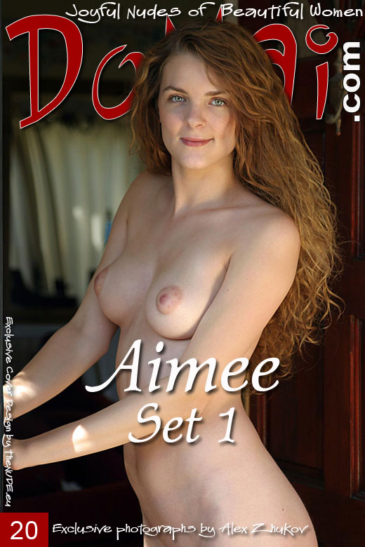Aimee - `Set 1` - by Robin Walmsley for DOMAI