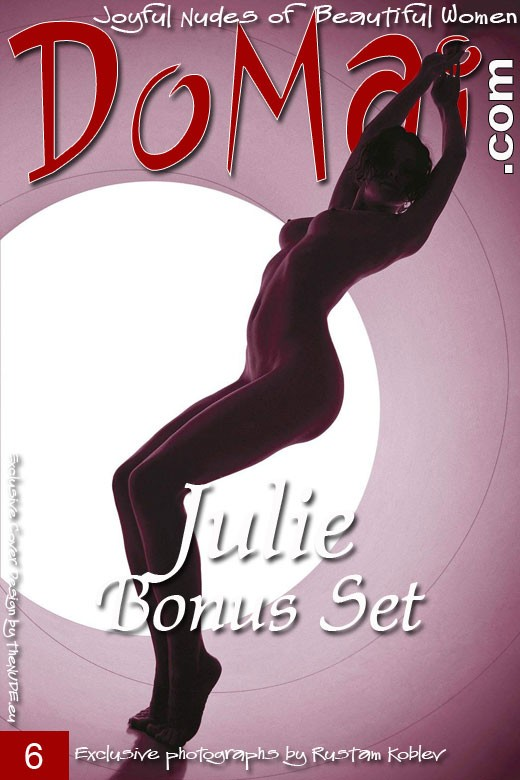 Julie - `Bonus Set` - by Rustam Koblev for DOMAI