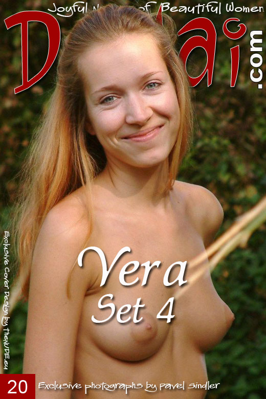 Vera - `Set 4` - by Pavel Sindler for DOMAI