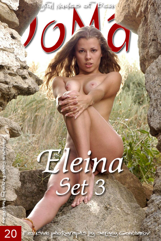 Eleina - `Set 3` - by Sergey Goncharov for DOMAI