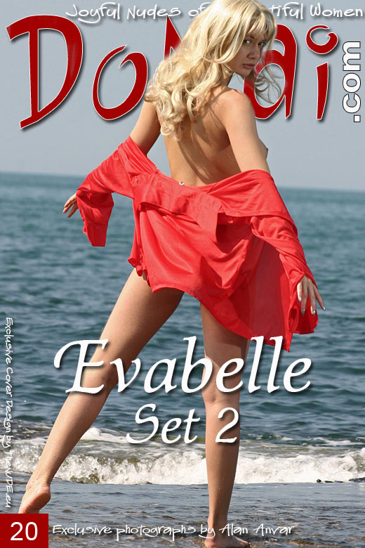 Evabelle - `Set 2` - by Alan Anvar for DOMAI
