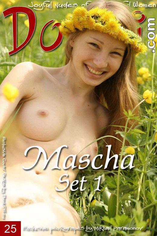 Mascha - `Set 1` - by Mikhail Paramonov for DOMAI