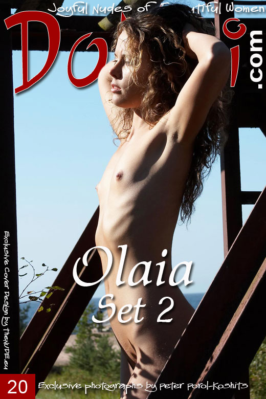 Olaia - `Set 2` - by Peter Porai-Koshits for DOMAI