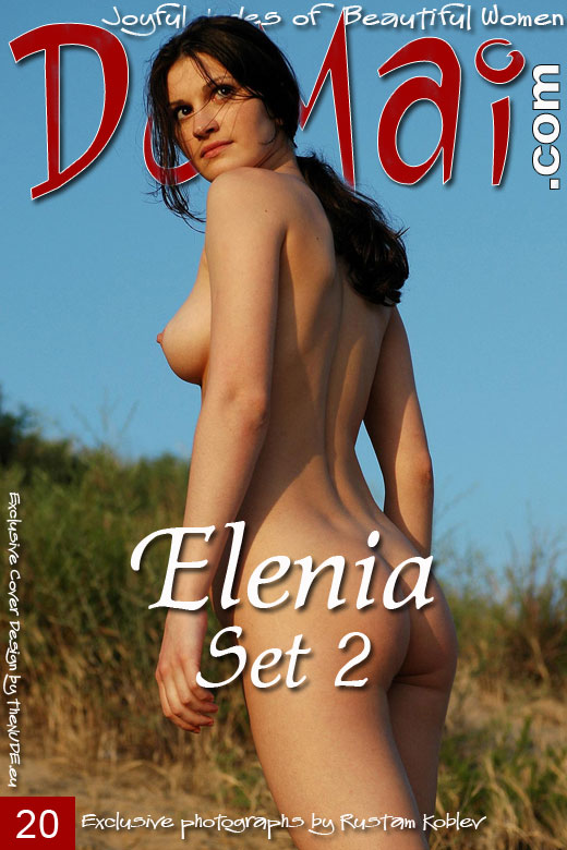 Elenia - `Set 2` - by Rustam Koblev for DOMAI