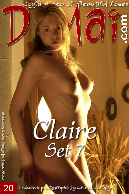 Claire - `Set 7` - by Laurie Jeffery for DOMAI
