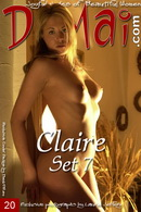 Claire in Set 7 gallery from DOMAI by Laurie Jeffery