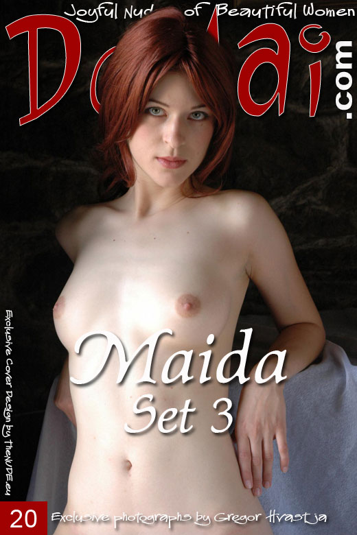 Maida - `Set 3` - by Gregor Hvastja for DOMAI