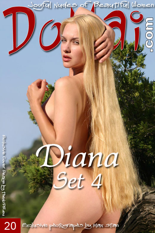 Diana - `Set 4` - by Max Stan for DOMAI