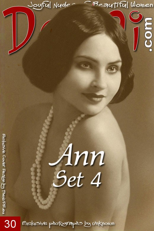 Ann - `Set 4` - for DOMAI