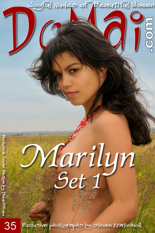 Marilyn - `Set 1` - by Steven Kratochwill for DOMAI