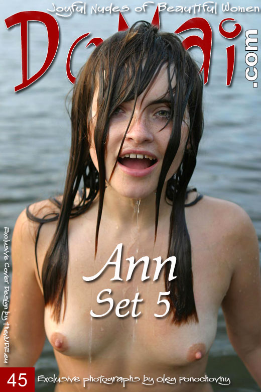 Ann - `Set 5` - by Oleg Ponochovny for DOMAI