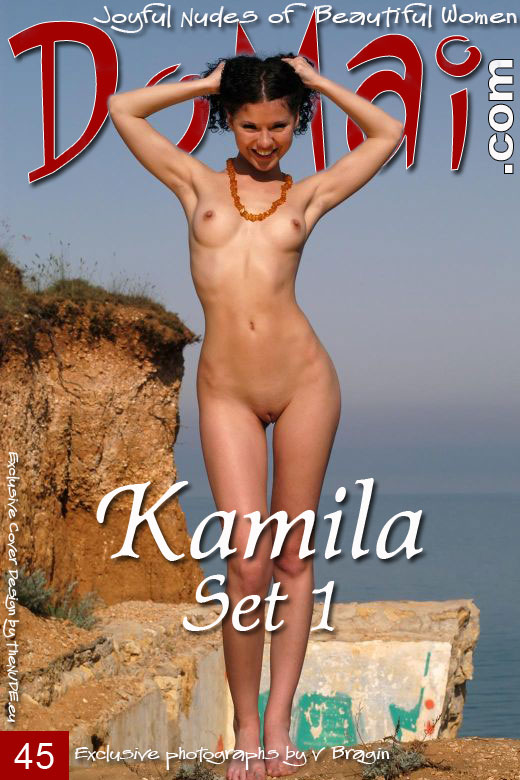 Kamila - `Set 1` - by V Bragin for DOMAI