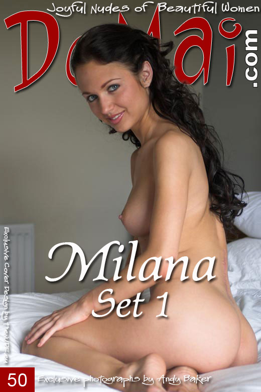 Milana - `Set 1` - by Andy Baker for DOMAI