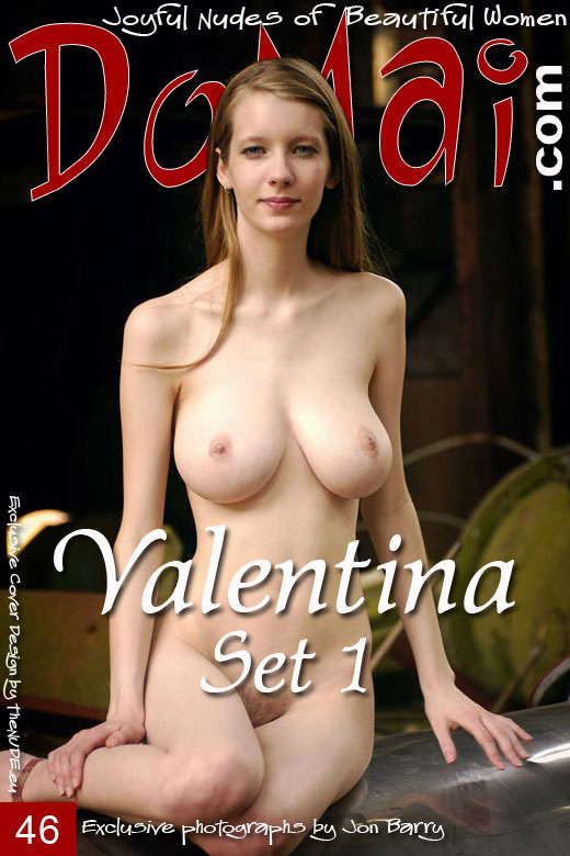 Valentina - `Set 1` - by Jon Barry for DOMAI