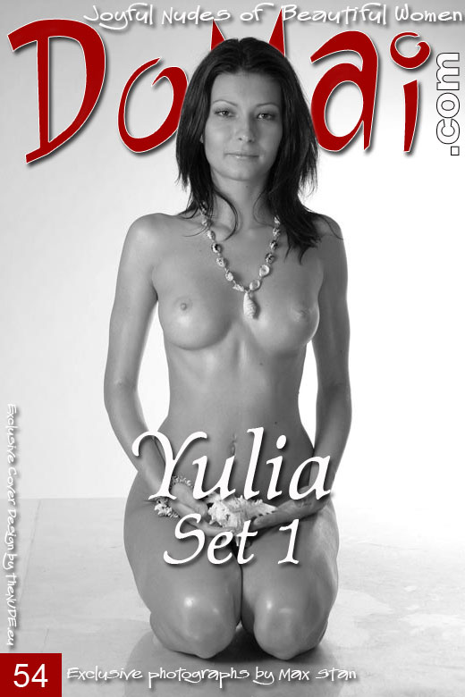 Yulia - `Set 1` - by Max Stan for DOMAI