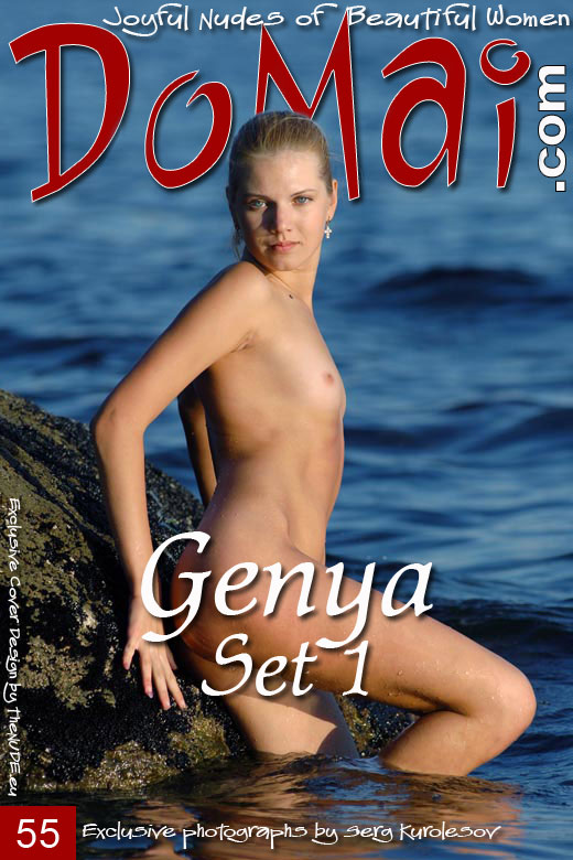 Genya - `Set 1` - by Serg Kurolesov for DOMAI