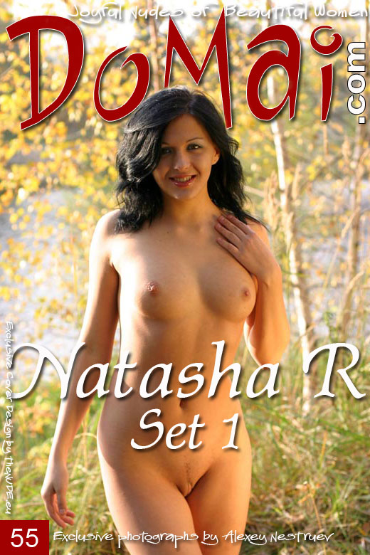 Natasha R - `Set 1` - by Alexey Nestruev for DOMAI