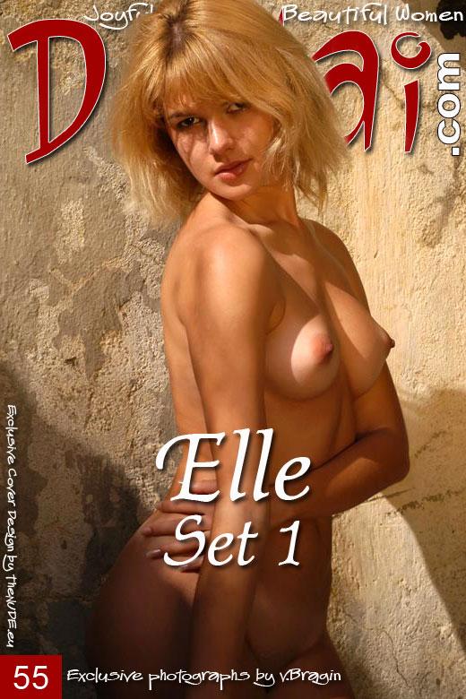 Elle - `Set 1` - by V Bragin for DOMAI