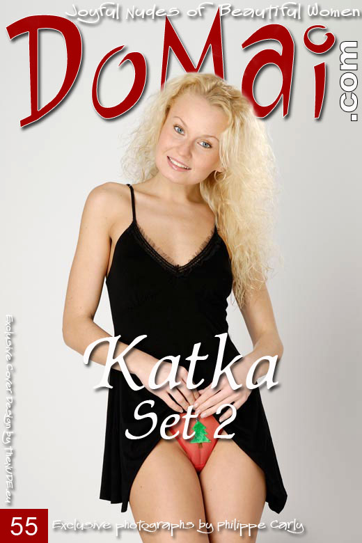 Katka - `Set 2` - by Philippe Carly for DOMAI