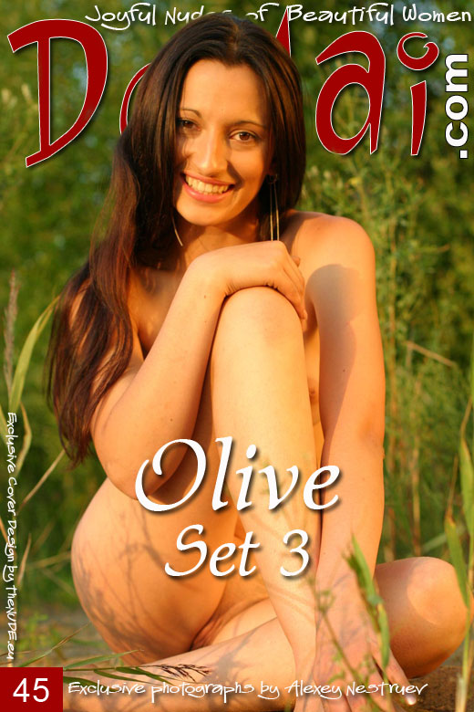 Olive - `Set 3` - by Alexey Nestruev for DOMAI
