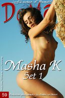 Masha K in Set 1 gallery from DOMAI by Andre Le Favori