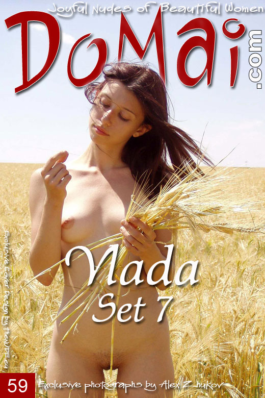 Vlada - `Set 7` - by Alex Zhukov for DOMAI