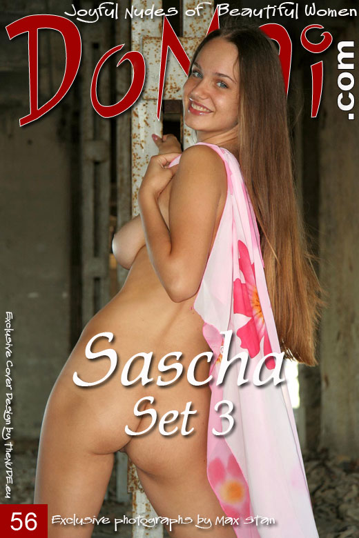 Sascha - `Set 3` - by Max Stan for DOMAI