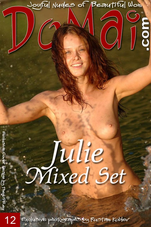 Julie - `Mixed Set` - by Rustam Koblev for DOMAI
