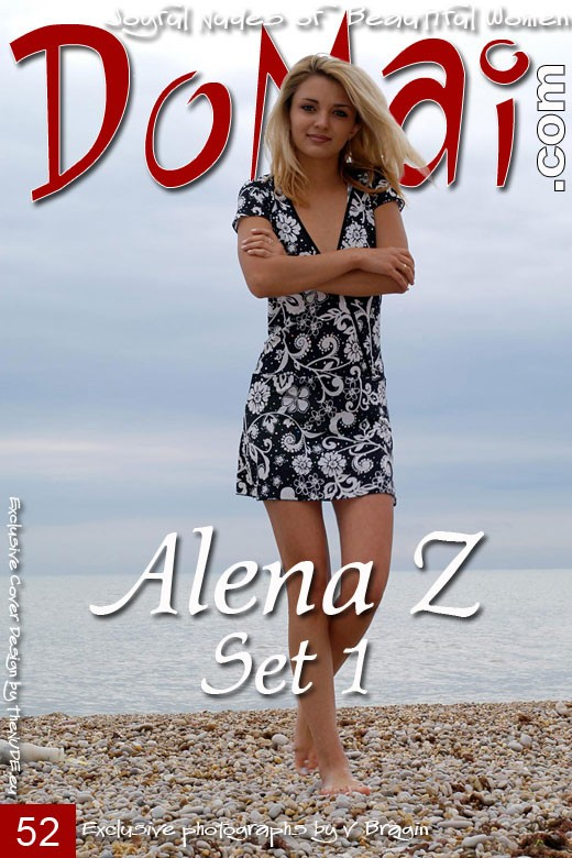Alena Z - `Set 1` - by V Bragin for DOMAI