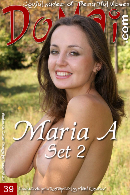 Maria A - `Set 2` - by Vlad Egorov for DOMAI